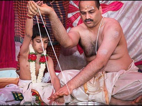 Upanayanam Video Of Aakashh