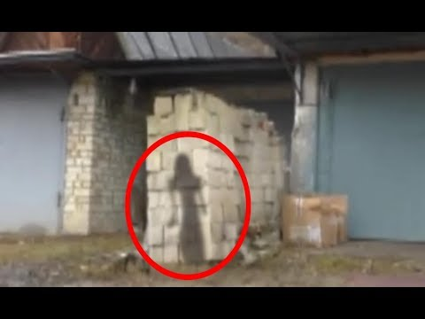 Ghosts of missing people. 5 Scary Ghost Videos