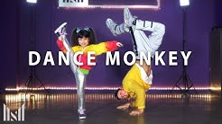 "7 YEAR OLD DANCER TAKES OVER MY ""DANCE MONKEY"" VIDEO"