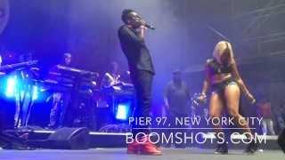 Beenie Man & Ashanti Live in NYC