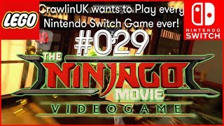 #29 The LEGO Ninjago Movie Videogame Gameplay - Playing Every Nintendo Switch Game Ever!