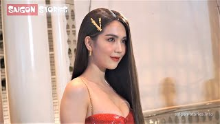 """Ngọc Trinh hở bạo, Nam Em, Nhã Phương """"đụng độ"""" cùng dàn sao KHỦNG xem show Chung Thanh Phong"""