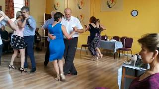 16th International Tango Festival - Afternoon Milonga with Live music