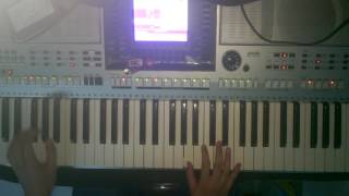 Besame Mucho / Yêu Nhau Đi - Andrea Bocelli [Organ/Keyboard cover]
