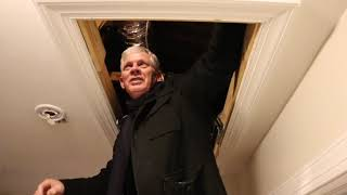 Lenny Dykstra gives a tour of his New Jersey home