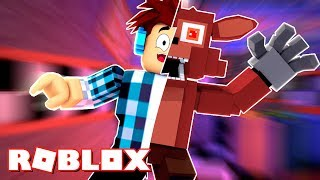 Roblox - VIREI UM ANIMATRONIC DO FIVE NIGHTS AT FREDDY !!