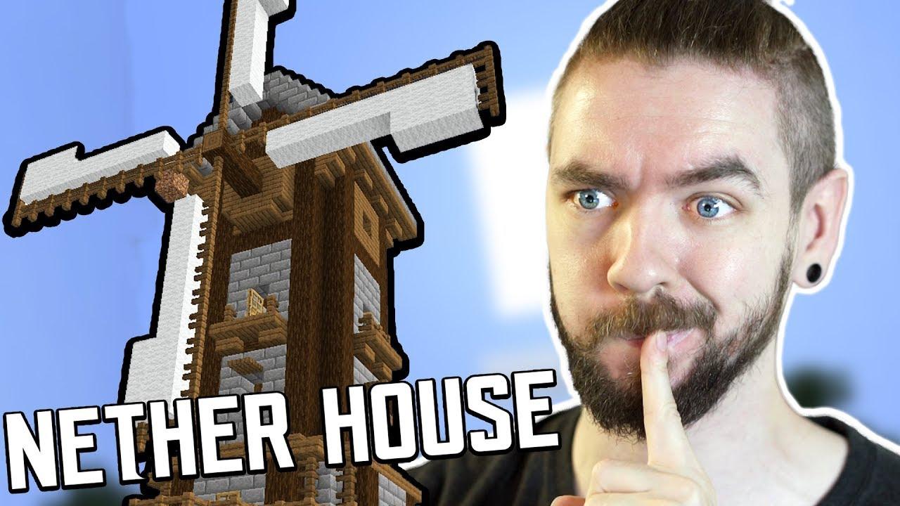 Ich habe ein ganzes Land in Minecraft umgezogen + video