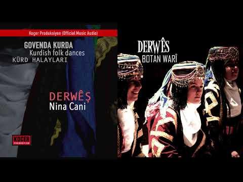 Derwêş - Nina Cani (Official Music Audio)