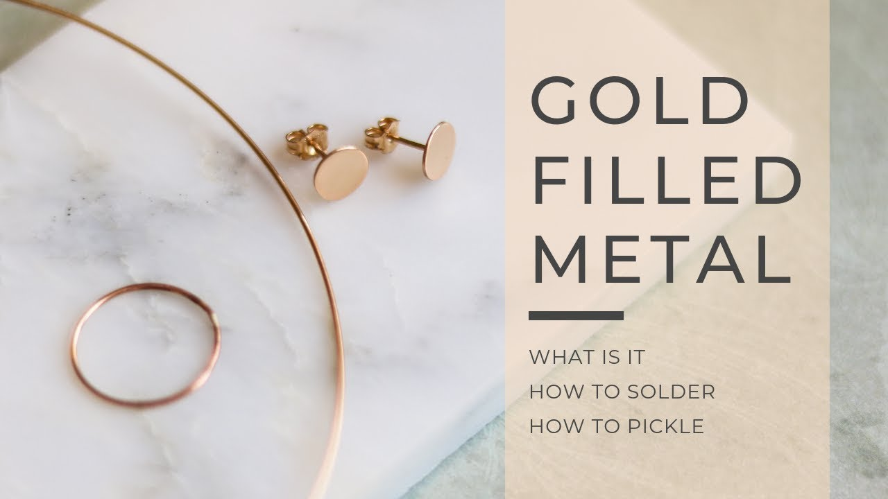 Wholesale Jewelry Gold Filled How To Make Gold Filled Jewelry Gold Filled Metal Basics