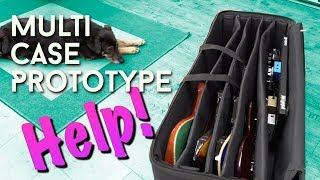 HELP US with the Multi Guitar Case Prototype!