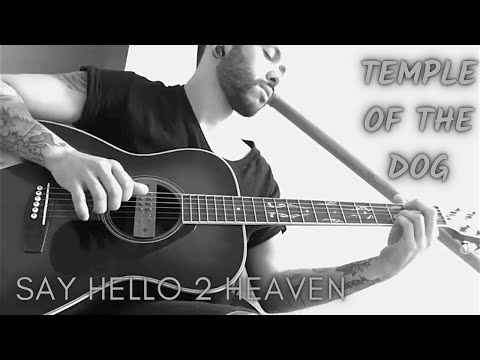 Say Hello to Heaven (Acoustic Instrumental) - Chris Cornell Tribute