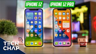 My iPhone 12 & iPhone 12 Pro First Impressions! | The Tech Chap