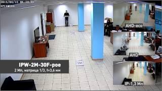 AHD камеры видеонаблюдения