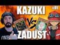 O INVASOR DAS TREVAS!! Kazuki versus Zadust #01(CCCUP2)