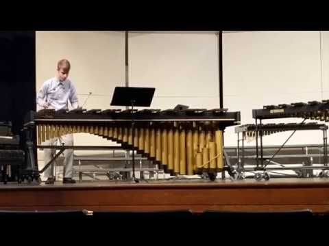 Etude in C Major Op. 6 No. 10 (Marimba Solo)