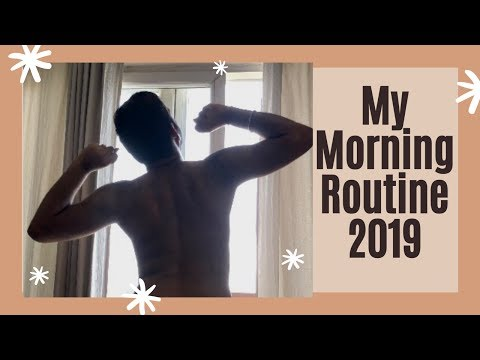 my-morning-routine-2019-|-men's-healthy-morning-routine-in-hindi-|-ankit-tv