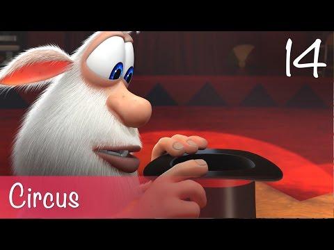 Booba - Circus - Episode 14 - Буба - Cartoon for kids