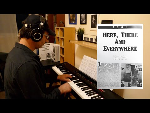 Here, There and Everywhere (piano arrangement)