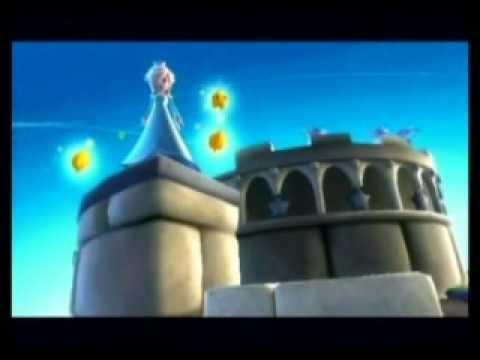 Super Mario Galaxy - 120 Stars Ending - Luigi Unlocked (2 ...