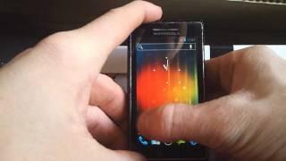 [ROM] ICS (Ice Cream Sandwich) Android 4.0.3 (Alpha) auf dem Motorola Milestone