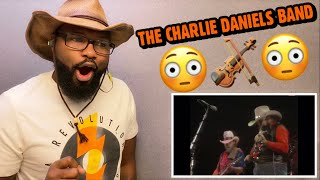 The Charlie Daniels Band - The Devil Went Down To Georgia | REACTION