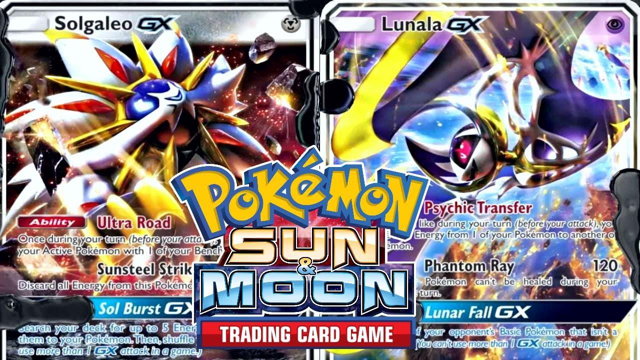 POKEMON GX CARDS SUN a...