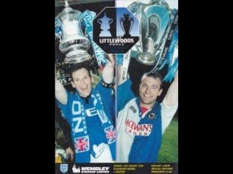 Blackburn Rovers vs Everton 1995/96 Charity Shield