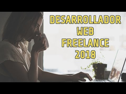 Freelance | Desarrollador Web Freelance 2018