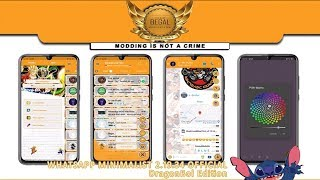 Gambar cover RILIS!!! WhatsApp Mod Dragonbol Edition V. 2.19.34