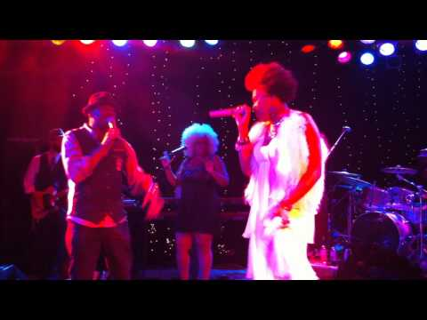 Macy Gray & Bobby Brown Sing Real Love from The Sellout Co. Martini Beerman & Rock.com