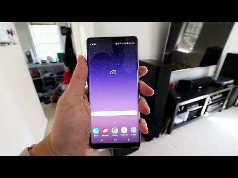 MY FIRST WEEKEND WITH THE GALAXY NOTE 8