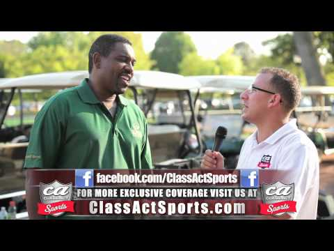 Mykelti Williamson (Bubba Gump) Interview w/ Class Act Sports