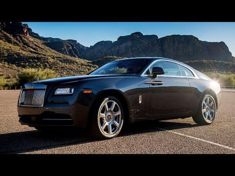 Rolls-Royce Wraith in Oman