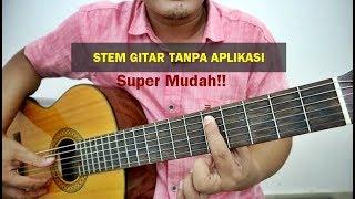 Cara Mudah Stem Gitar Tanpa Aplikasi - Tutorial Stem Gitar Manual