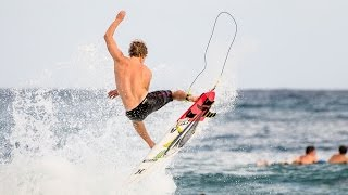To Hawaii and Back with John John Florence (A Prelude To Swimming With Sharks)