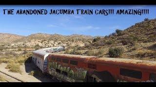 Abandoned!!! The ABANDONED Trains of Jacumba, CA... AMAZING!!!