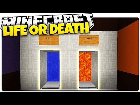 Minecraft | LIFE OR DEATH | Diversity w/ TrueMU (Minecraft Custom Map)