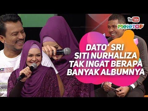 Dato' Sri Siti Nurhaliza dan Faizal Tahir kongsi perasaan dan ilmu sebagai juri Big Stage I MeleTOP