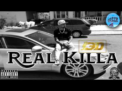 Black Mattic - Real Killa (Raw) April 2017