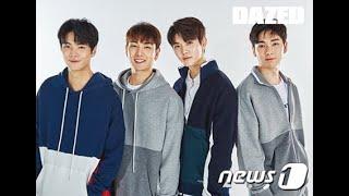 JILLSTUART SPORT、旬のアイドル「NU'EST W」の画報公開=韓国 (1/24) thumbnail
