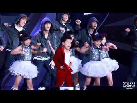 121119 The public Culture & Arts Festival - Kangnam Style_Sungjae