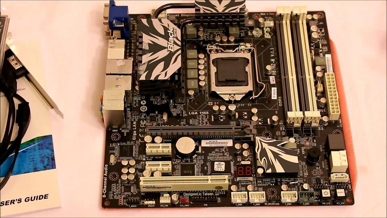 ECS H67H2-M2 (V1.0) Drivers Mac