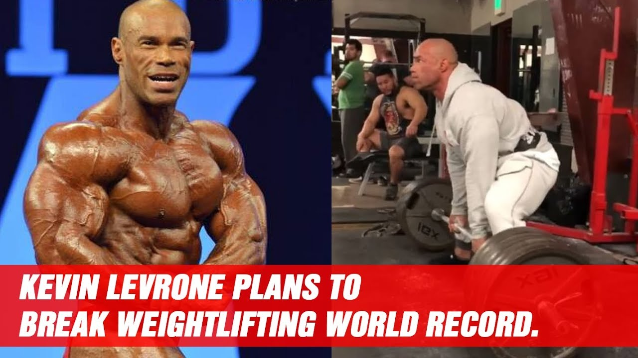 foto How to break a weightlifting world record