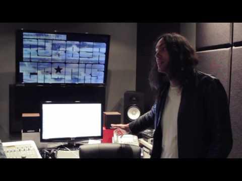 Converse Rubber Tracks: Studio Tour