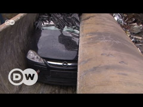 Scrapping diesel cars – a waste of resources? | DW English