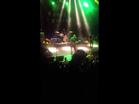 Thrice - Of Dust and Nations live 6/14/12 mp3