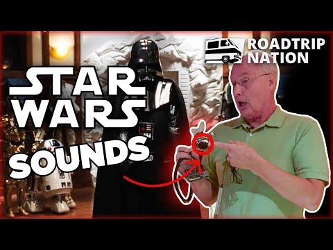 How Sound Designer Ben Burtt Made Star Wars' Iconic Sounds | Roadtrip Nation