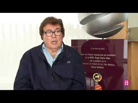 Miquel Bestard, vicepresident de la Federació Espanyola