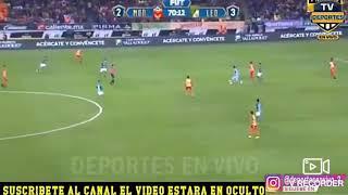 Monarcas Morelia vs león 2-3 ERROR DE SOSA CASI TERMINA EN GOL!!!