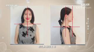 [健康之路]骨正一身轻(一) 颈椎不正风险测试  CCTV科教